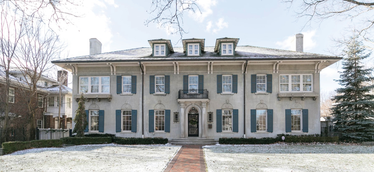 Most Expensive Home Sale In Detroit